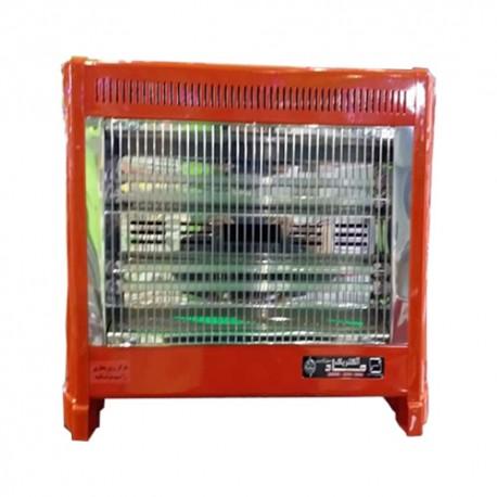 بخاری برقی شش شعله ماد الکتریک آرامیس فن دار