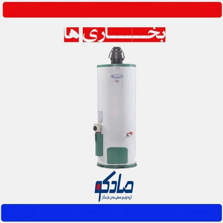 آبگرمکن گازی 60 گالن مازندگاز صادکو