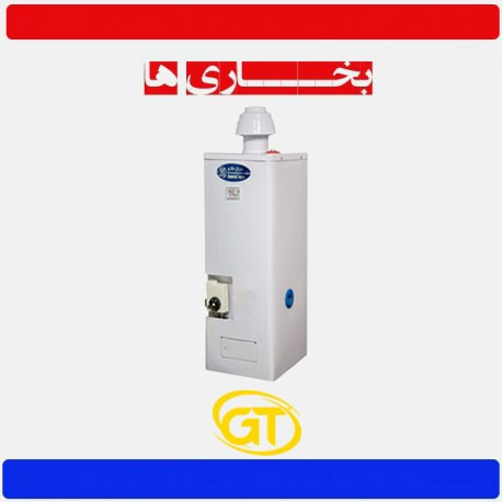 آبگرمکن گازی جنرال تکنو 50 لیتری مدل GT-G50wv
