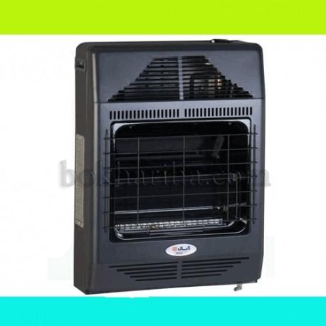 بخاری گازی آبسال مدل هوشمند شعله آبی 481