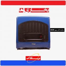بخاری پلار مدل گاز سوز دودکش دار POLAR | ISUN| 9000