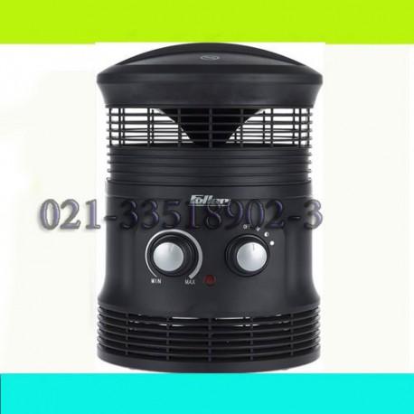 بخاری برقی فلر فن هیتر مدل HF 180