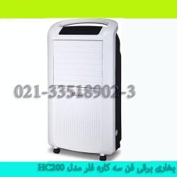 بخاری برقی فن سه کاره فلر مدل HC200