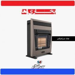 بخاري سپهرالکتریک بدون دودکش سرامیکی SE5000C