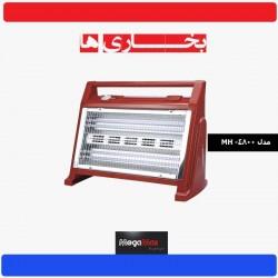 بخاری کوارتز دارای فن (دمشی) مگامکس مدل MQH-4800H