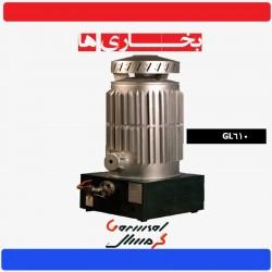 بخاری های کارگاهی 42000 گرمسال مدل GL610