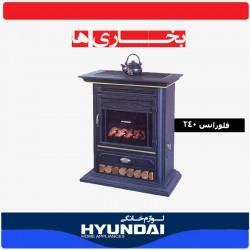 شومینه گازی هیوندای فلورانس 240