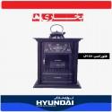 شومینه گازی هیوندای فلورانس چدنی