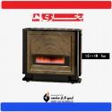 بخاری گازی ایمن گاز مشهد بیتا 14000B