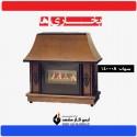 شومینه گازی ایمن گاز مشهد شهاب 14000A