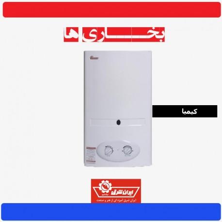 آبگرمکن دیواری ایران شرق مدل کیمیا