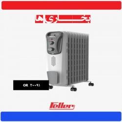 رادیاتور برقی فلر مدل OR 20091