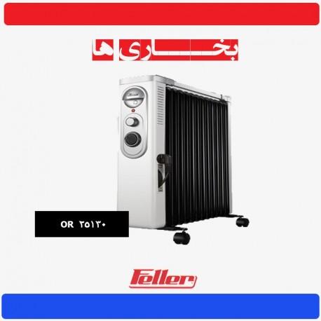 رادیاتور برقی فلر مدل OR 25130