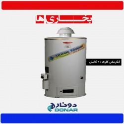 آبگرمکن گازی دونار مدل 60 گالنی یخچالی