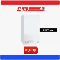 پکیج دیواری ایران رادیاتور مدل E24FF