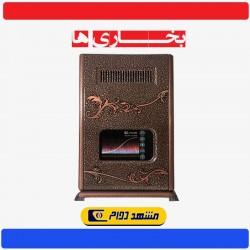 بخاری گازی مشهد دوام 7000مدلMD207