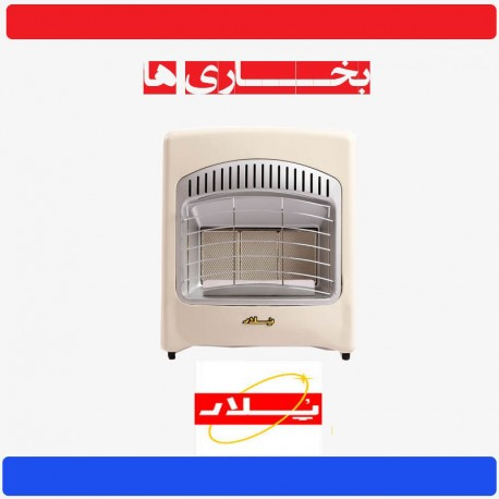 بخاری گازی بدون دودکش لگیسی سرامیکی 4500(3PN)