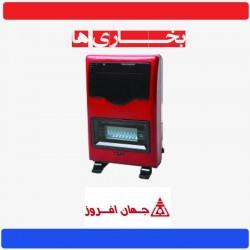 بخاری گازی جهان افروز آوا مدل JAH65