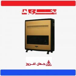 بخاری گازی جهان افروز ساده مدل JAH95