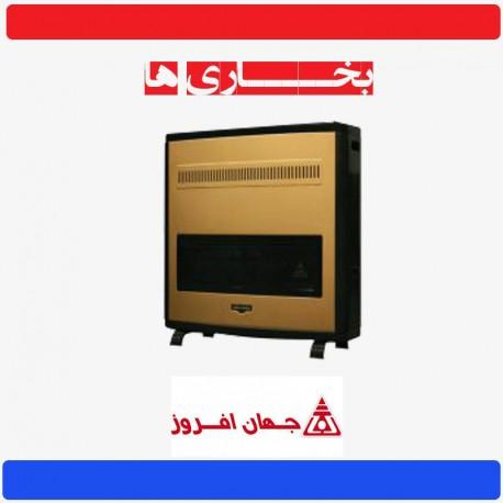 بخاری گازی جهان افروز گرافیکی مدل JAH95