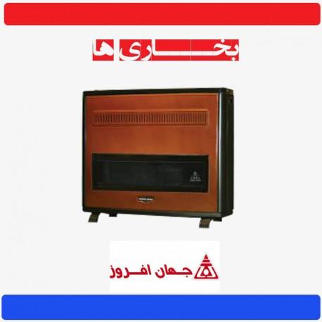 بخاری گازی جهان افروز ساده مدل JAH125
