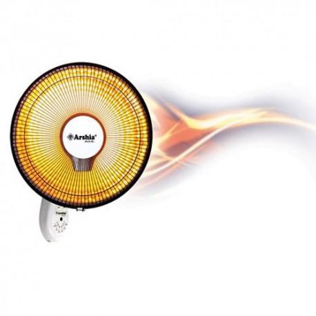 بخاری برقی هالوژنی دیواری ارشیا مدل +Classic A